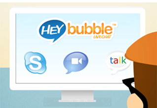 Why heybubble